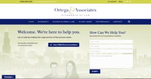 New Legal Website